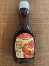 Load image into Gallery viewer, Sweet Leaf Cinnamon Stevia Syrup
