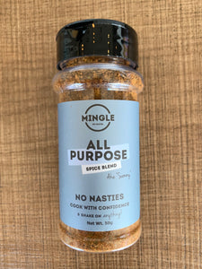 Mingle Seasoning- All Purpose Spice Blend 50g