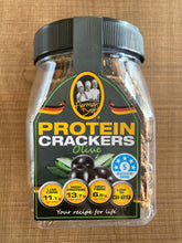 Load image into Gallery viewer, Herman Brot low carb protein crackers