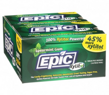 Load image into Gallery viewer, Epic Spearmint Dental Gum Blister