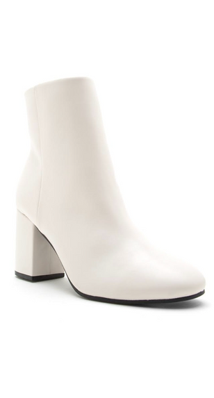 Malone Booties- White