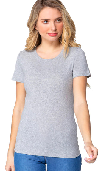 Every Other Day Cotton Basic Tee
