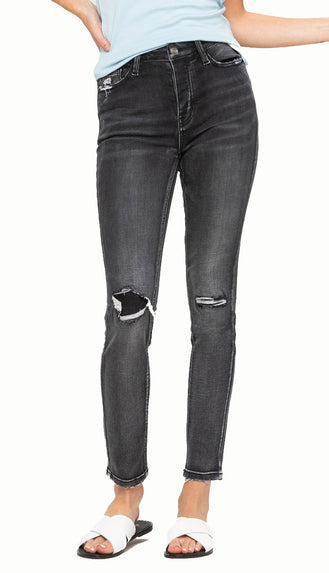 Flying Monkey Vervet Family Affair Skinny Jean (High Rise)