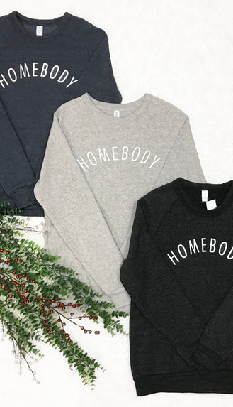 Homebody Crewneck Sweatshirt