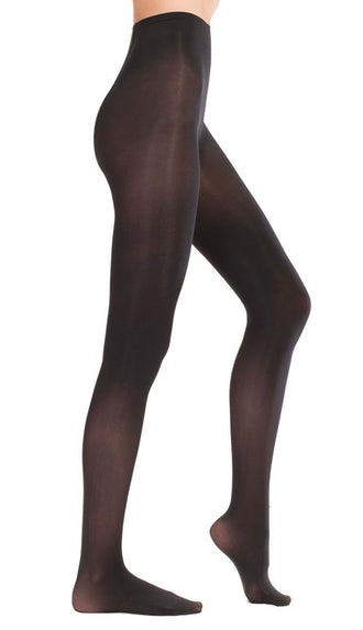 Opaque Sheer Tights