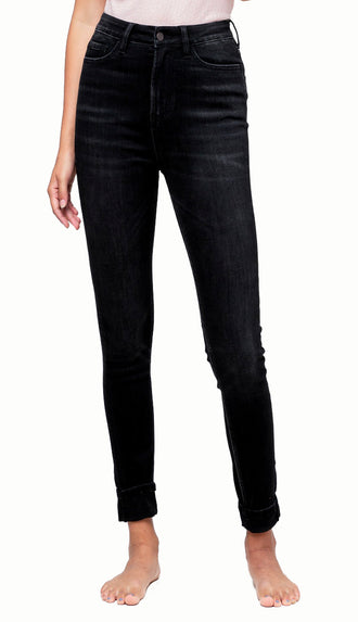 Flying Monkey Vervet Stampede Skinny Jean (High Rise)