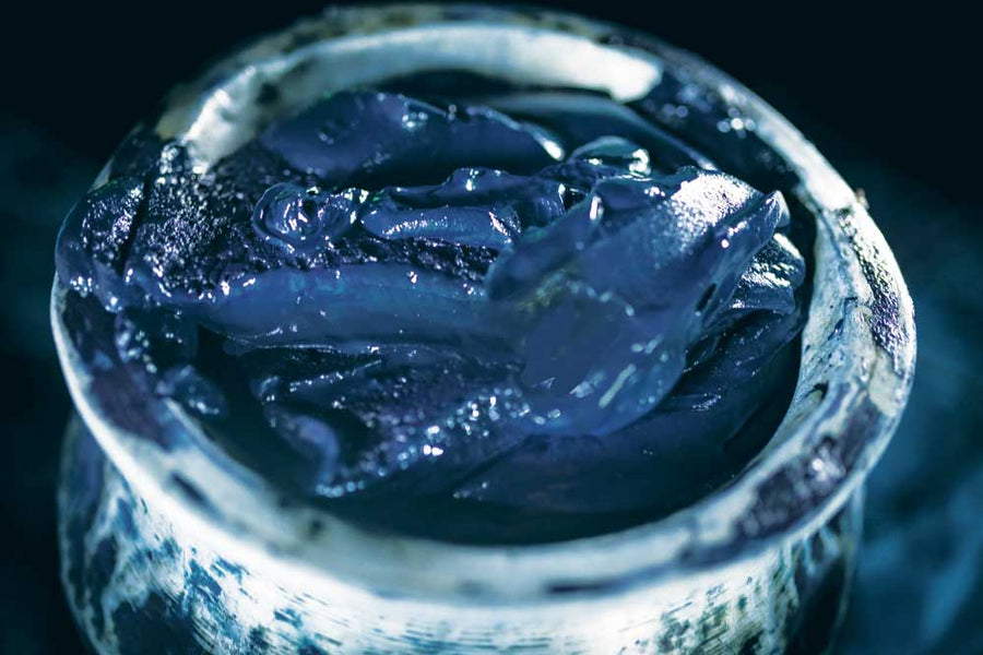 Story of Indigo dye | The Blue Gold of India