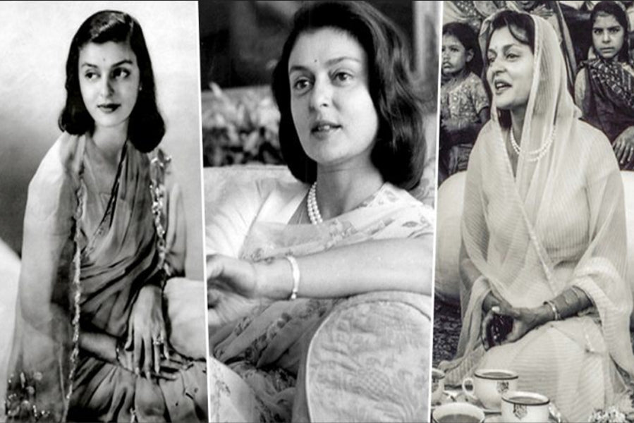 A Legend with Timeless Beauty and Strong Personality - Maharani Gayatri Devi