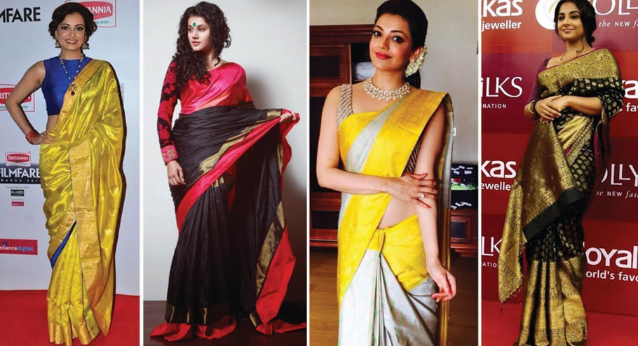 Bollywood and Sarees