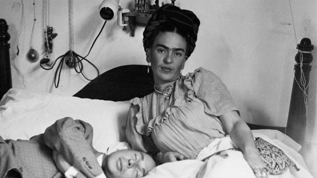 Frida Kahlo and Diego Reviera