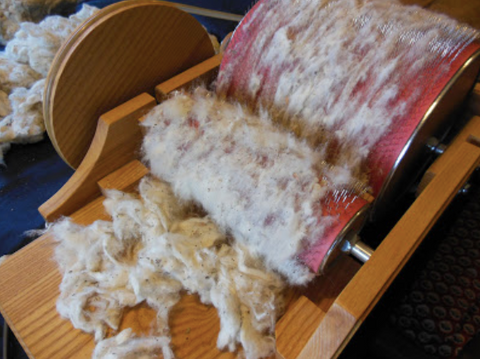 process to changing kala cotton balls to fine cotton