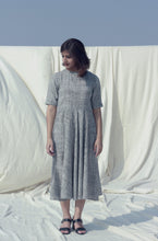 Load image into Gallery viewer, Mia's Dress | Organic khadi cotton dress-Resha.in