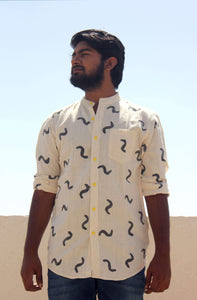 Cotton shirts for men front