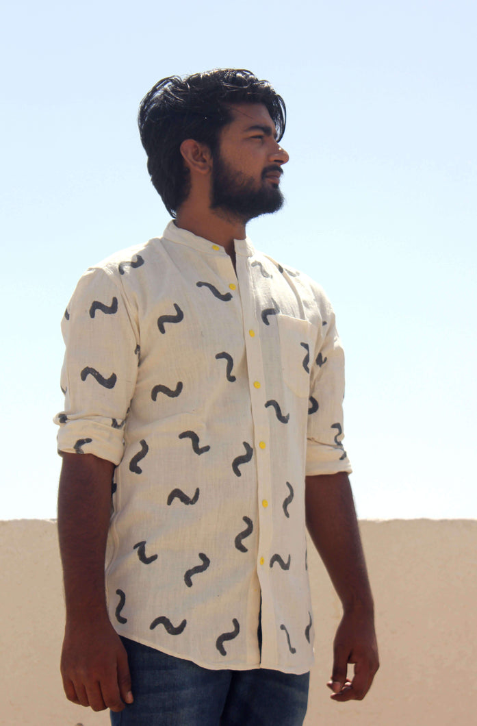 cool cotton shirts for men