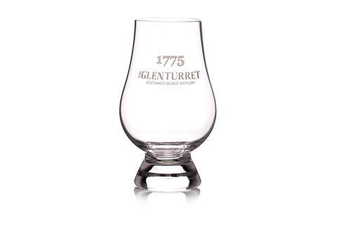 The Glenturret Glencairn Glass