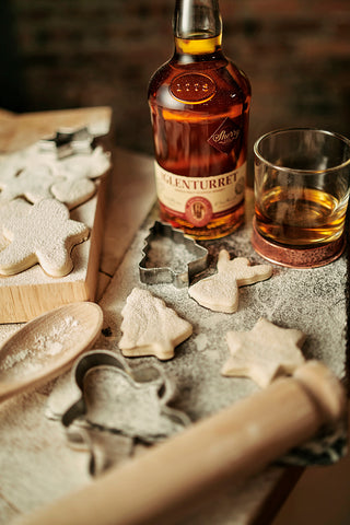 The Glenturret Sherry Cask Shortbread