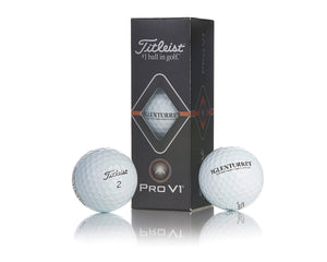 The Glenturret Titleist Golf Ball Set