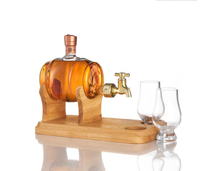 The Glenturret Barrel Tap Decanter 40% ABV