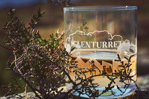 The Glenturret Skyline Whisky Glass