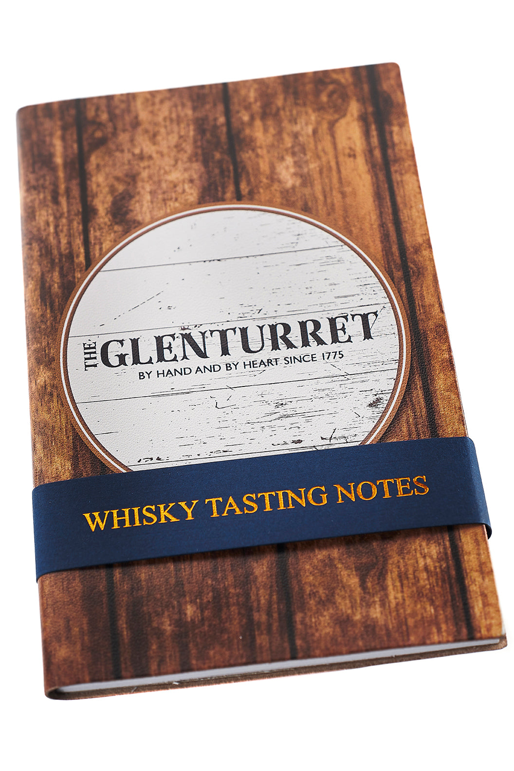 The Glenturret Whisky Tasting Notebook