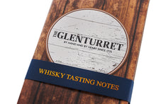 Load image into Gallery viewer, The Glenturret Whisky Tasting Notebook