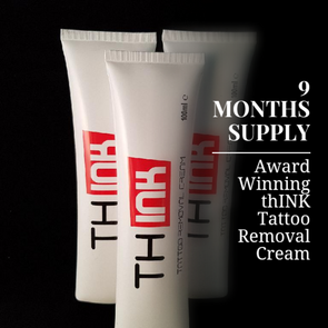 9 Months Supply - Tattoo Removal Cream
