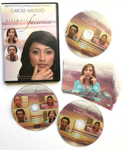 Ultimate Facercise DVD [PAL]