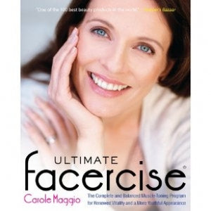 Ultimate Facercise | Book by Carole Maggio