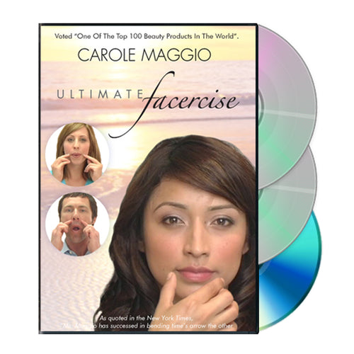 Ultimate Facercise DVD [NTSC*]