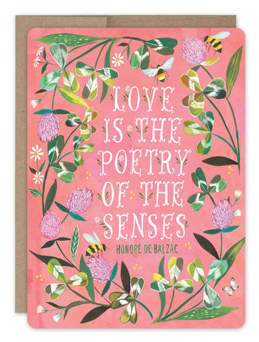 love is poetry