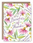 Bunches of Thanks