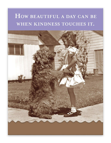 kindness touches