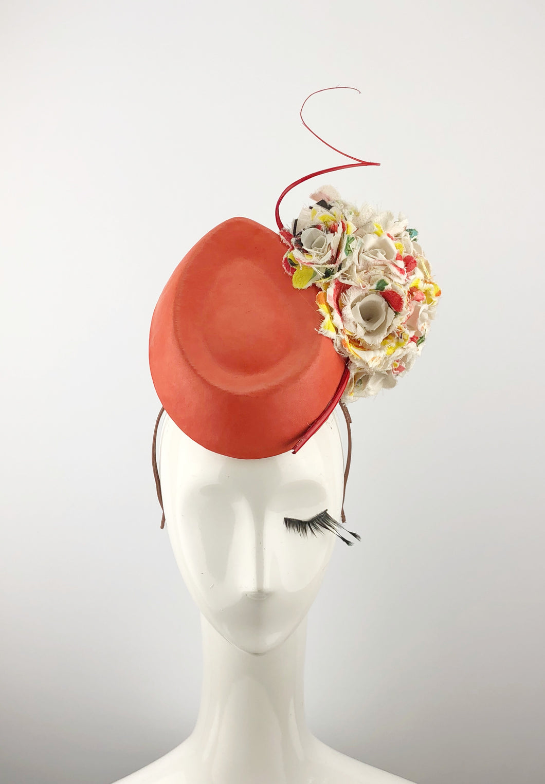 Watermelon Leather Percher