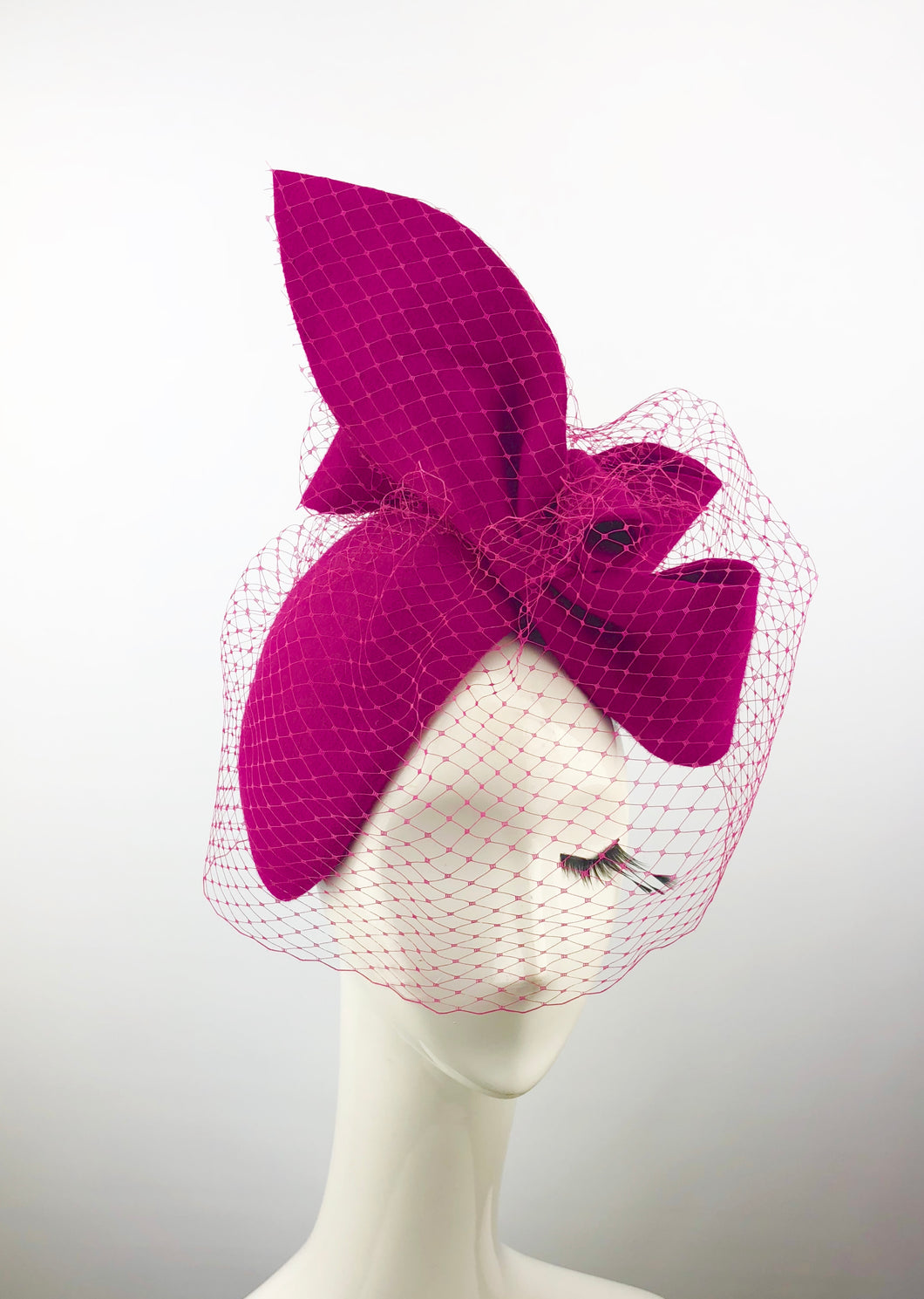 Pink Lady Headpiece