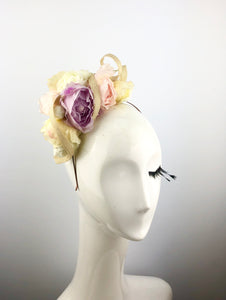 Spring Flowered Headband