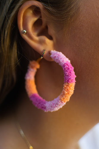 The OG Loopy Wrap Hoops