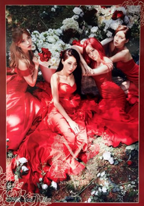 POSTER - 9Muses Mini Album - Muses Diary Part.2 Identity