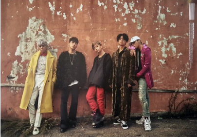 POSTER - BIGBANG MADE THE FULL ALBUM - A