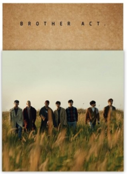 Unsealed BTOB Album Vol. 2 - Brother Act