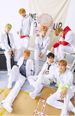 NCT DREAM Mini Album Vol. 2 - We Go Up