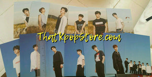 Postcard - ASTRO Rise Up PHOTO EXHIBITION OFFICIAL GOODS