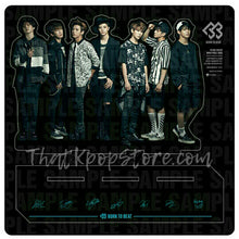 "BTOB Official ""MOVE"" Mini Full Size Standee"