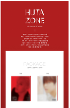HUTAZONE - [BTOB] Lee Minhyuk 1st Korean Solo Album