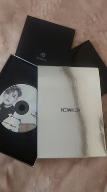 -sold- Unsealed BTOB Mini Album Vol. 9 - NEW MEN