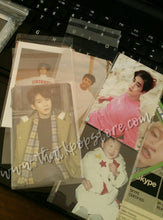 Resealable Plastics for Photocards