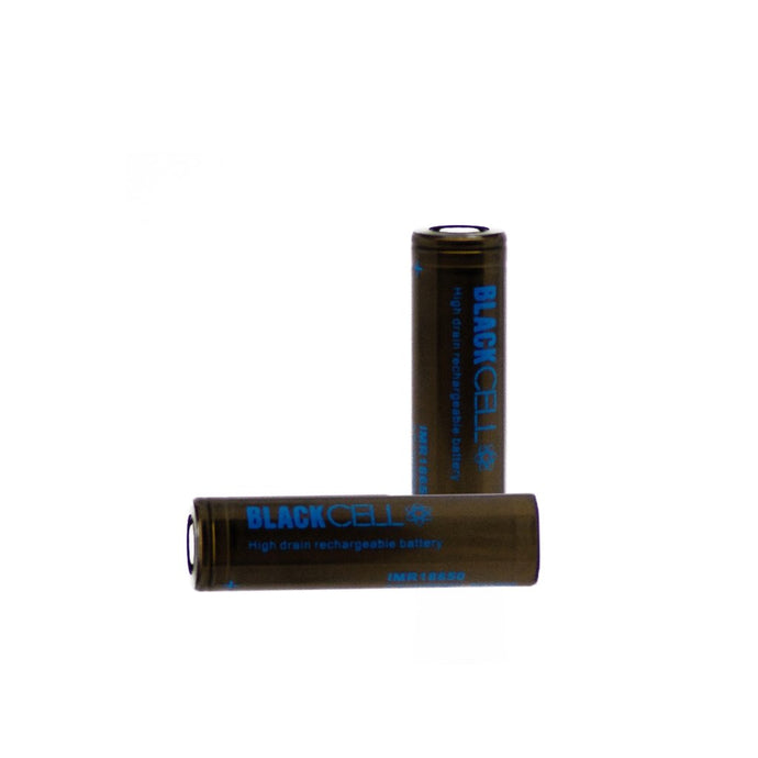 Blackcell IMR18650 Battery Cell 3100mAh 50A Max (2 Pack)