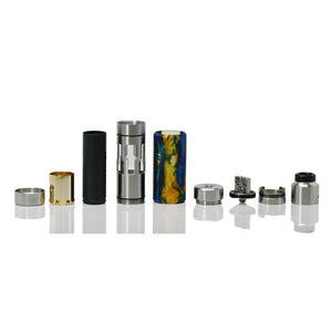 Reuleaux RX Machina Mech Kit with Guillotine RDA : Components