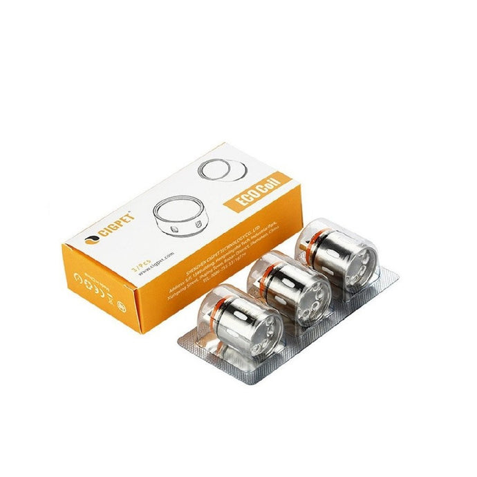 iJoy Cigpet Eco T12 Replacement Coils (Pack of 3)
