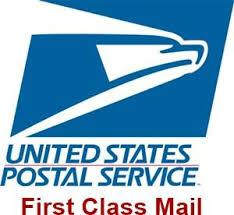 First Class - Return to sender shipping