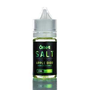 Okami Apple Dior 30ml Salt Eliquid